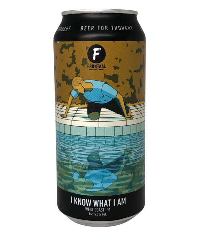 Frontaal Frontaal I Know What I Am 440ml
