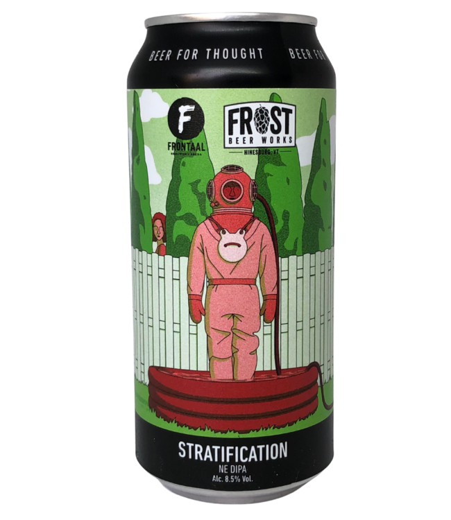 Frontaal Stratification 440ml