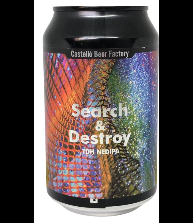 Castello Beer Factory Castello Search & Destroy 330ml