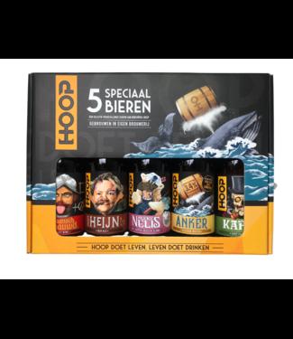 Brouwerij Hoop Brouwerij de Hoop Kern 5 speciaalbieren