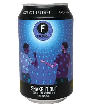 Frontaal Frontaal Shake It Out 330ml
