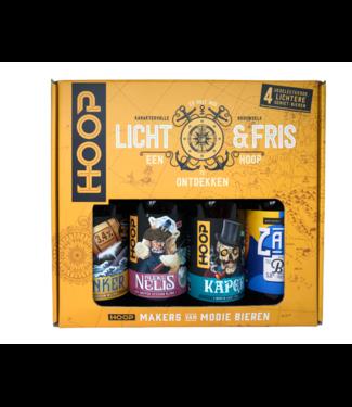 Brouwerij Hoop Hoop Licht En Fris Cadeauverpakking 4- Pack