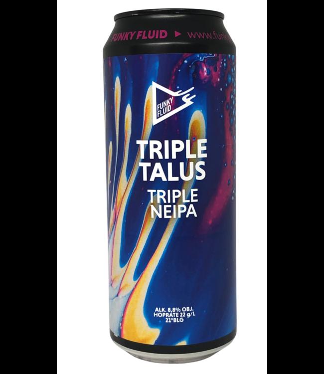 Funky Fluid Funky Fluid Triple Talus 500ml