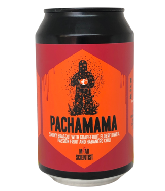 Mad Scientist Mead Scientist Pachamama 330ml