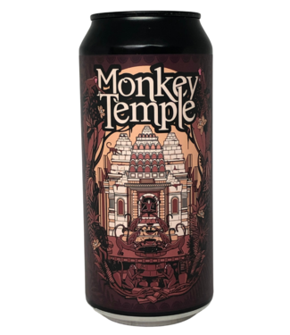 Mad Scientist Mad Scientist Monkey Temple 440ml