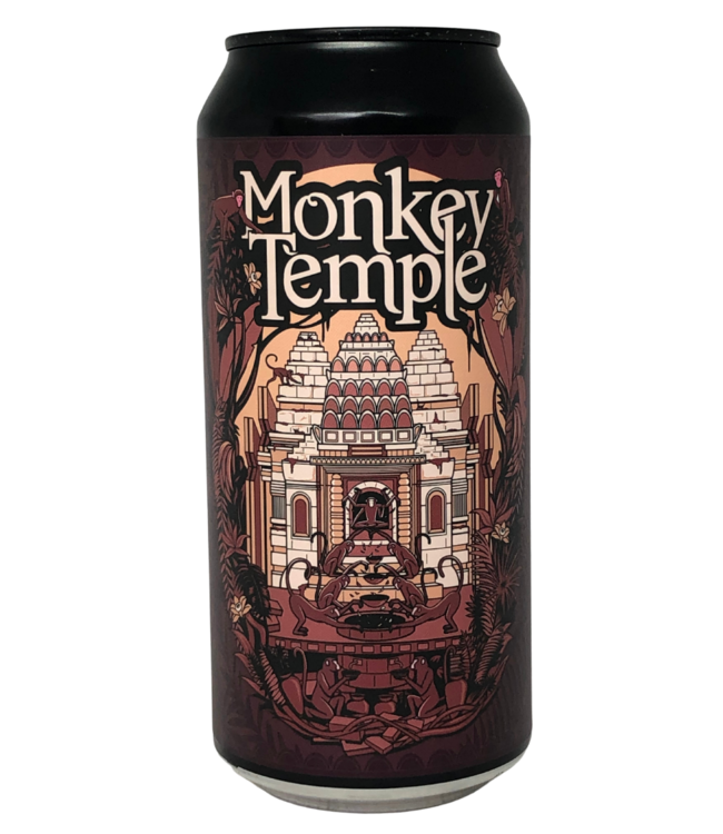 Mad Scientist Monkey Temple 440ml
