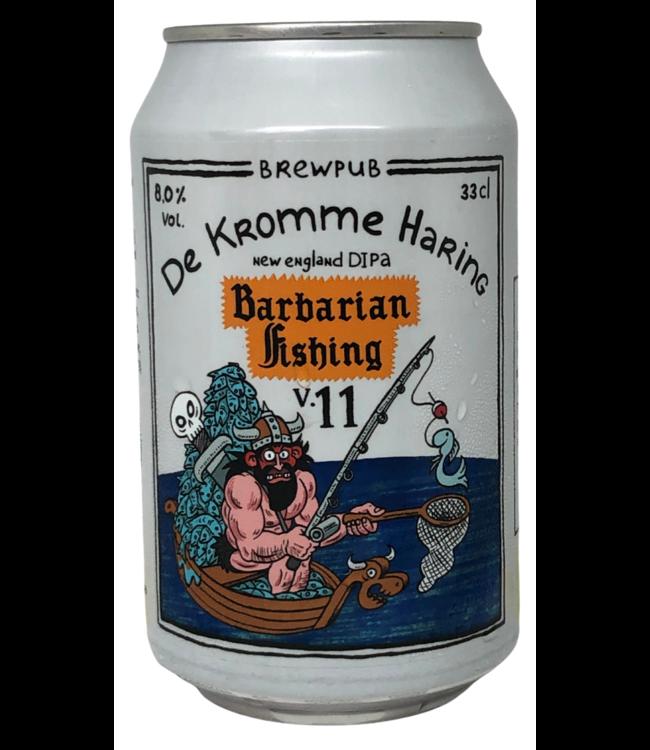 De Kromme Haring De Kromme Haring Barbarian Fishing V11 330ml
