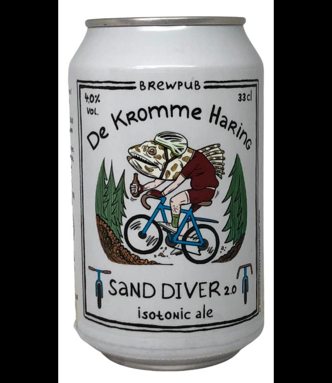 De Kromme Haring De Kromme Haring Sand Diver 2.0
