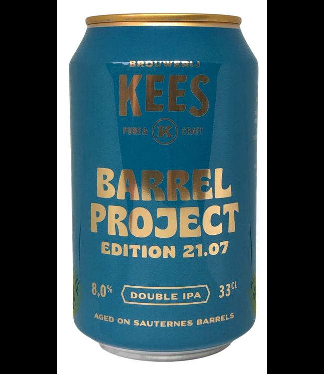 Brouwerij Kees Barrel Project 21.07 330ml
