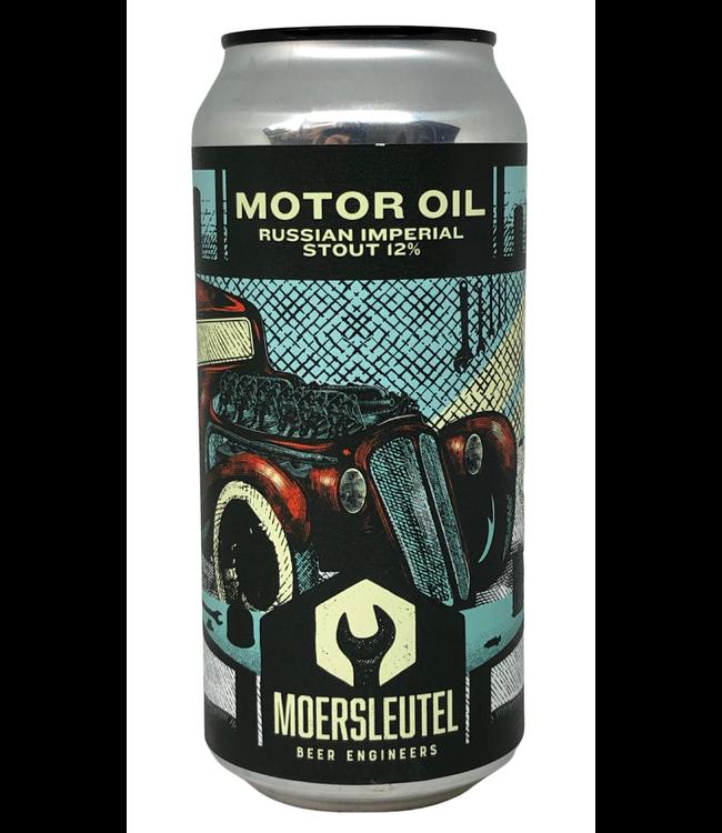 De Moersleutel De Moersleutel Motor Oil 440ml