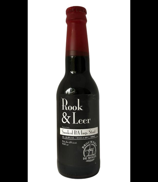 Brouwerij de Molen Brouwerij de Molen Rook & Leer BA 330ml