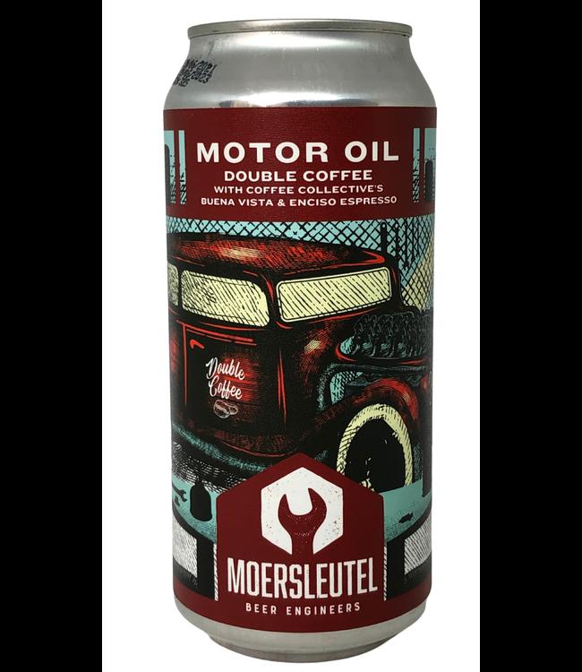De Moersleutel De Moersleutel Motor Oil Double Coffee 440ml