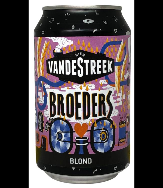 Van De Streek Van de Streek Broeders Can 330m;l