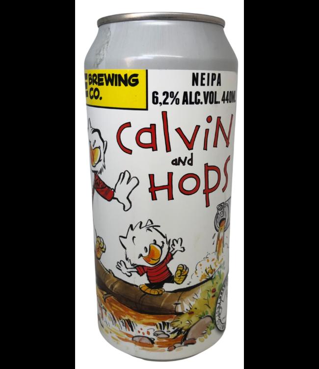 Het Uiltje Uiltje Calvin and Hops 440ml