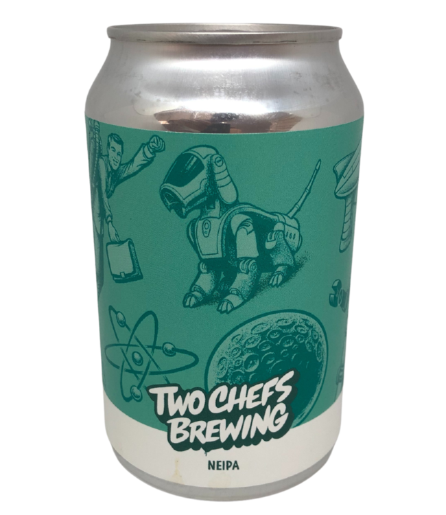 Two Chefs Brewing Two Chefs Brewing NEIPA 330ml