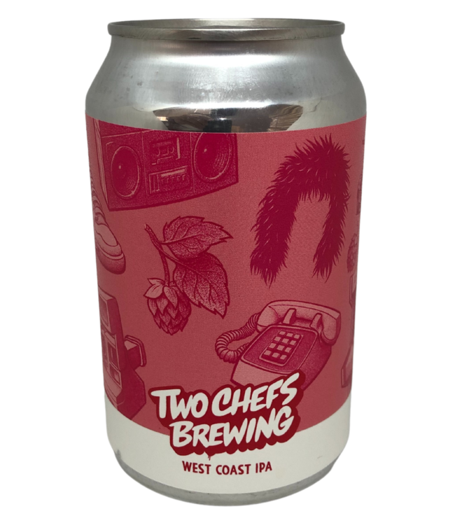 Two Chefs Brewing Two Chefs Brewing West Coast IPA 330ml