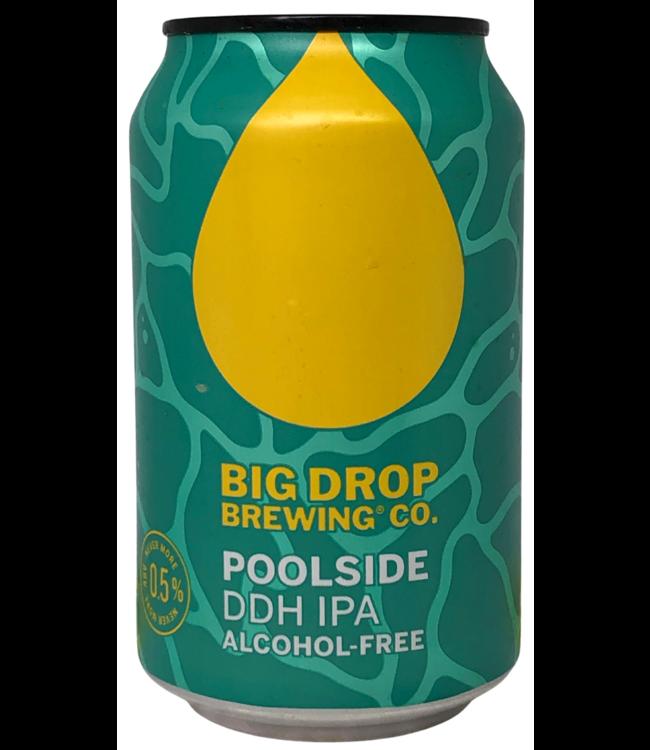 Big Drop Brewing Co. Big Drop Poolside DDH Ipa 330ml 0.5%