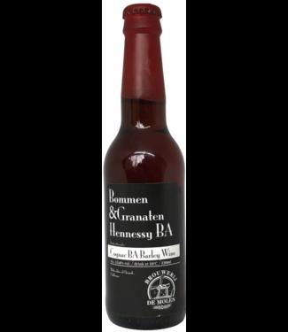 Brouwerij de Molen De Molen Bommen & Granaten Hennessy BA 330ml