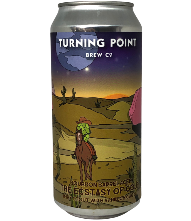 Turning Point Brew Co. Turning Point The Ecstacy Of Gold BA 440ml