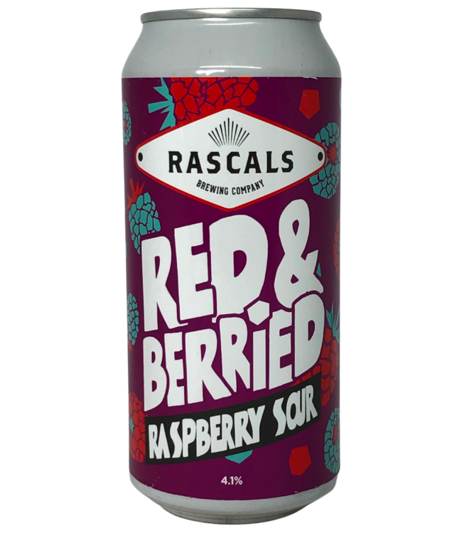 Rascals Brewing Rascals Brewing Red & Berried 440ml