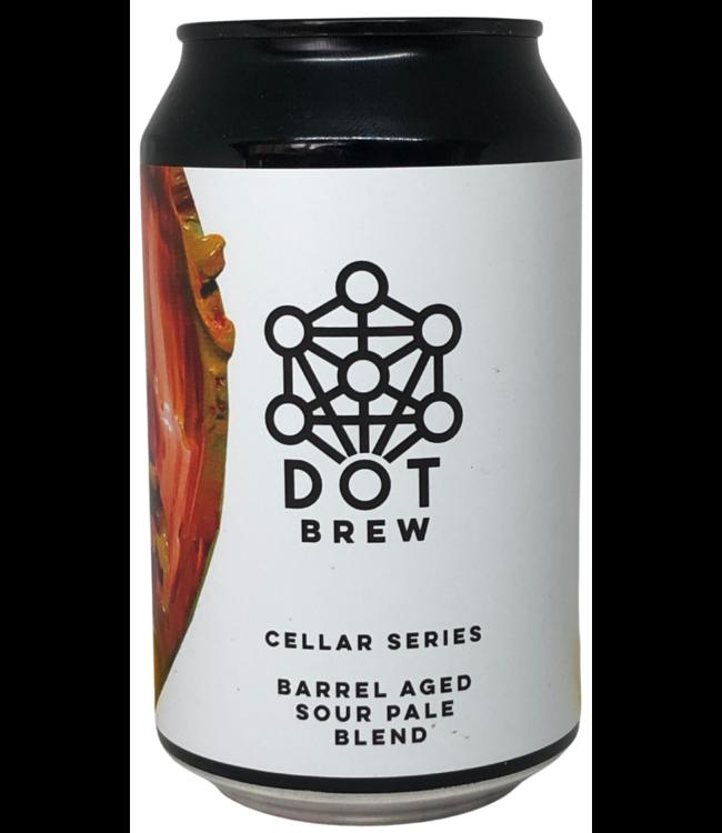 DOT Brew DOT Brew Cellar Series 07 BA Sour Pale Blend 330ml