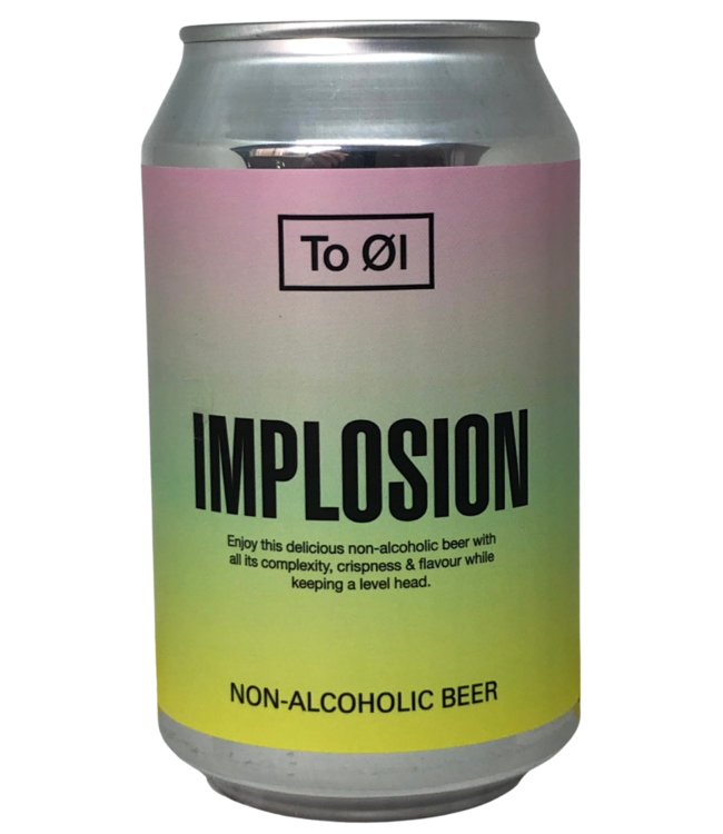To Ol To-Ol Implosion 330ml