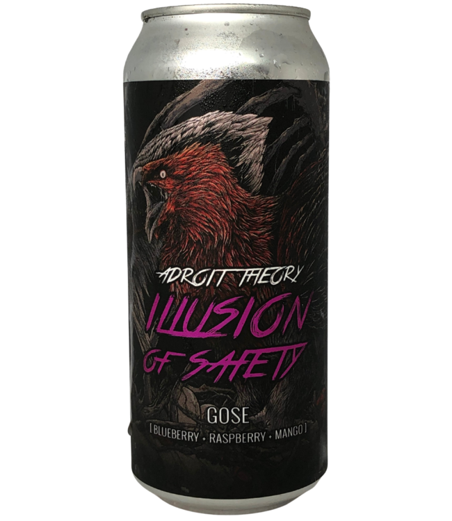 Adroit Theory Adroit Theory Illusion of Safety 473ml