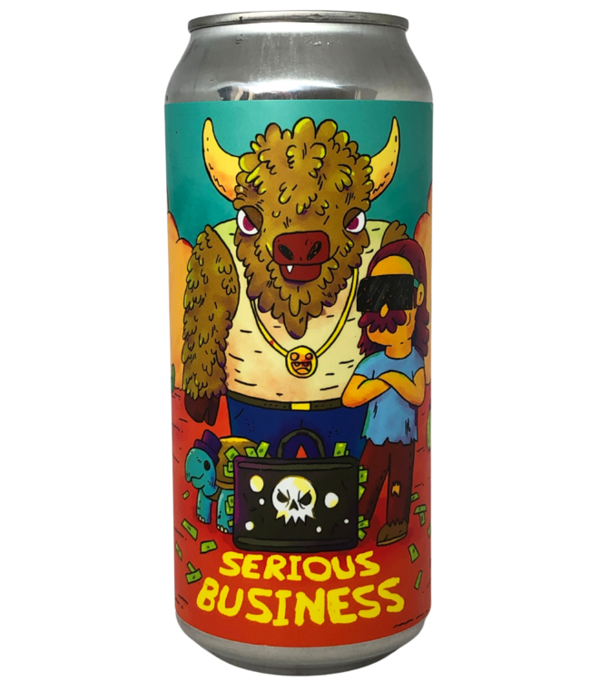 The Brewing Project The Brewing Projekt Serious Business 473ml