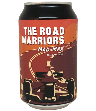 Brouwerij Eleven Eleven The Road Warriors Mad Max 330ml