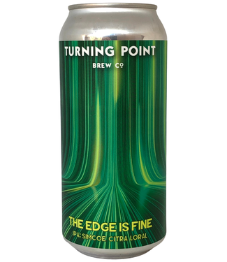 Turning Point Brew Co. Turning Point The Edge Is Fine 440ml
