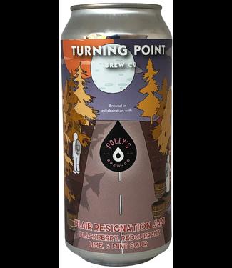 Turning Point Brew Co. Turning Point Blair Resignation Jam 440ml
