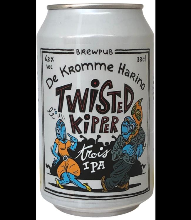 De Kromme Haring De Kromme Haring Twisted Kipper 2021 330ml