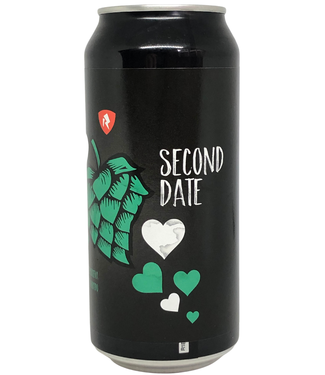 Rock City Second Date Turqoise 440ml