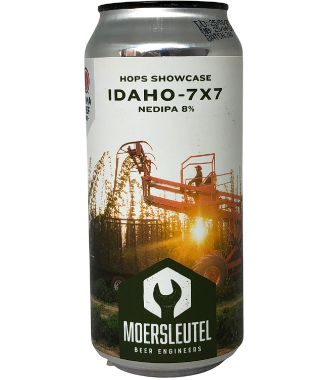 De Moersleutel Moersleutel Idaho -7x7 440ml