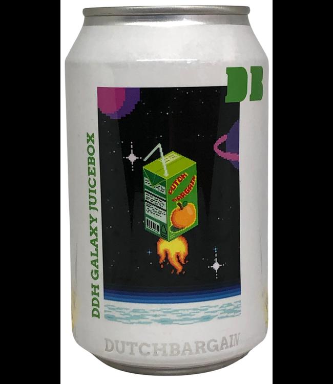 Dutch Bargain DDH Galaxy Juicebox 330ml