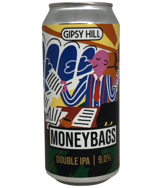 Gipsy Hill Gipsy Hill Moneybags 440ml