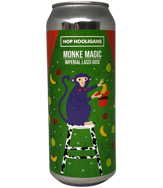 Hop Hooligans Hop Hooligans Monke Magic 500ml