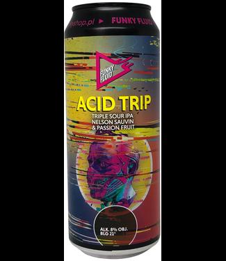 Funky Fluid Funky Fluid Acid Trip: Nelson Sauvin & Passionfruit 500ml