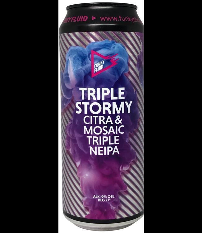 Funky Fluid Triple Stormy 500ml