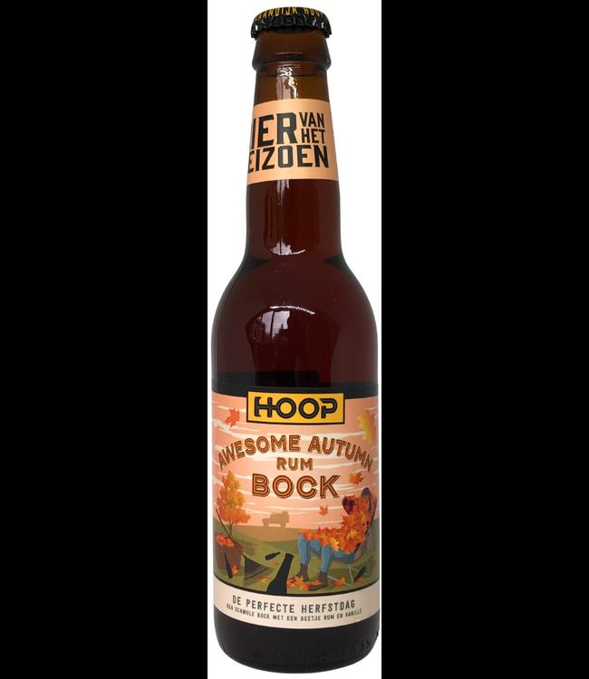 Brouwerij de Hoop Awesome Autumn Rumbock 330ml