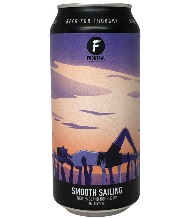 Frontaal Smooth Sailing 440ml