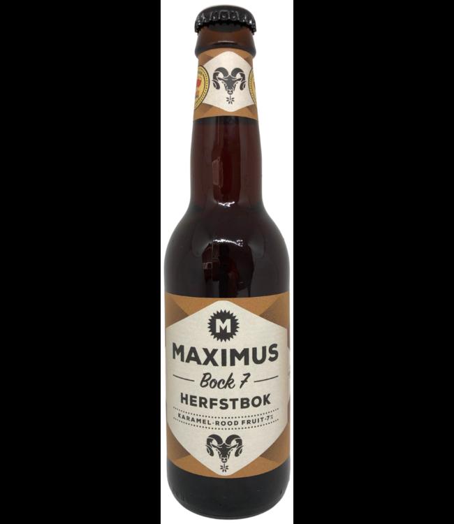 Maximus Bock 7 330ml