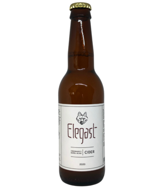 Elegast Elegast Cidermakers Barrel Blend 330ml