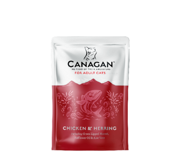 Canagan kat Canagan  Chicken & Herring  85 gr