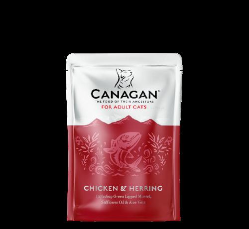 Canagan kat Canagan  Chicken & Herring  85 gr