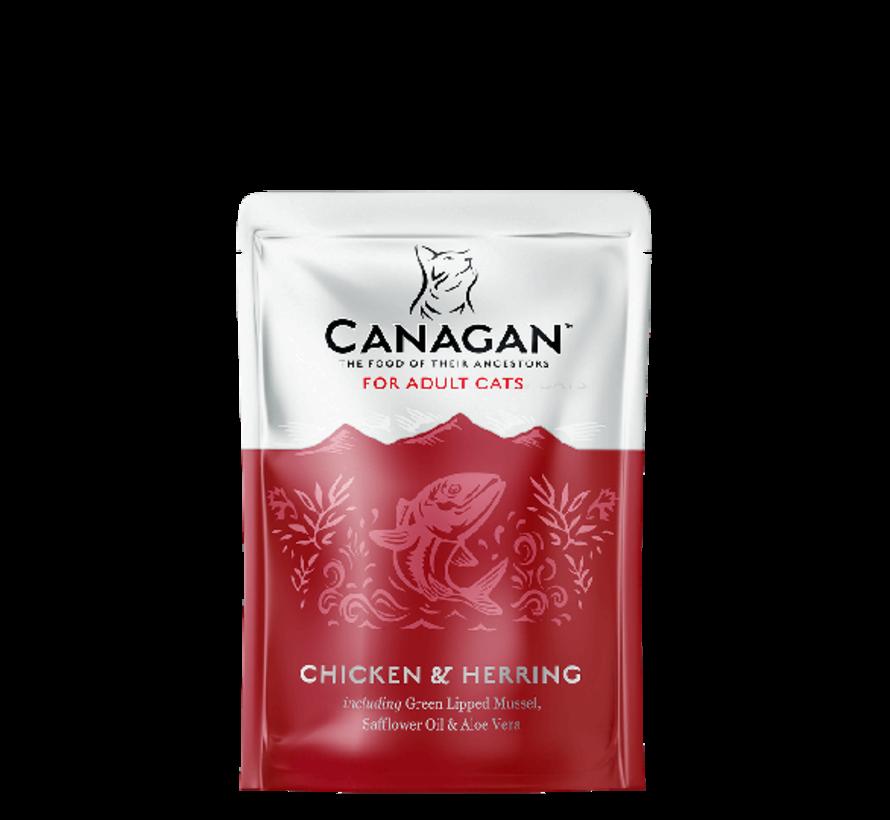 Canagan  Chicken & Herring  85 gr