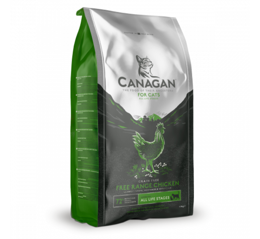 Canagan Free range chicken 1,5 kg