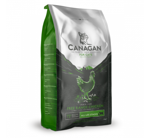 Canagan kat Canagan Free range chicken 375 gr