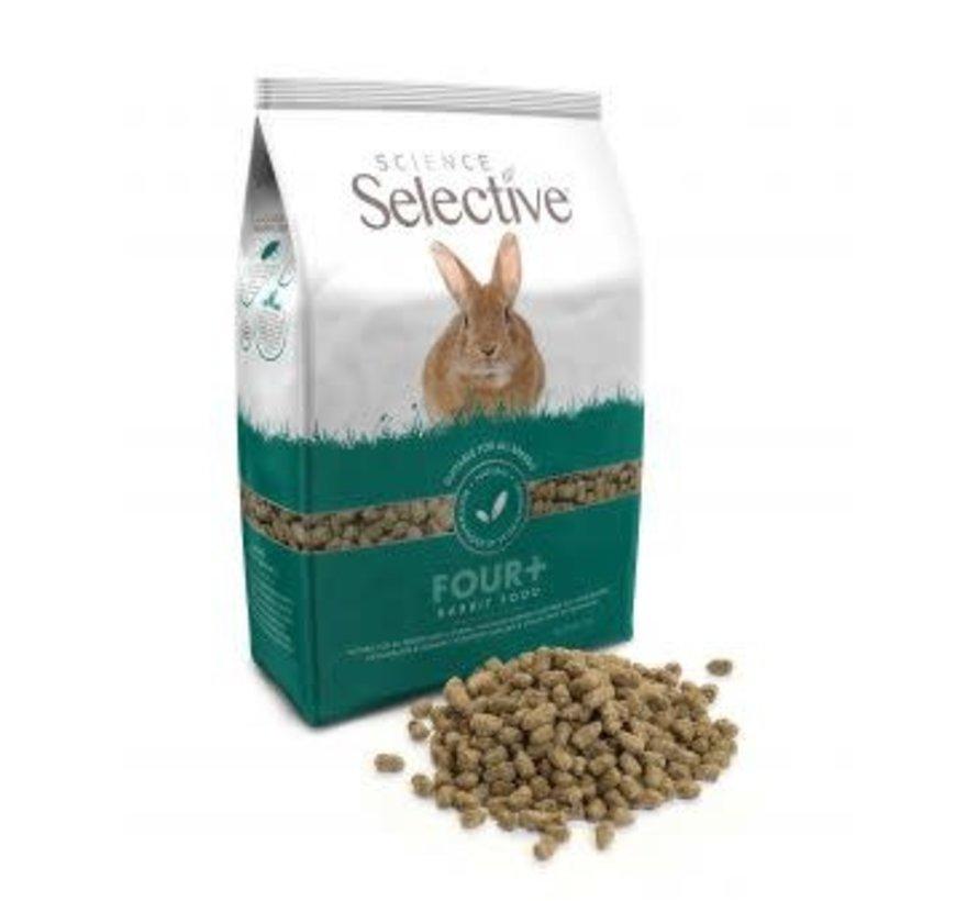 Supreme Selective rabbit four+ 3 kg
