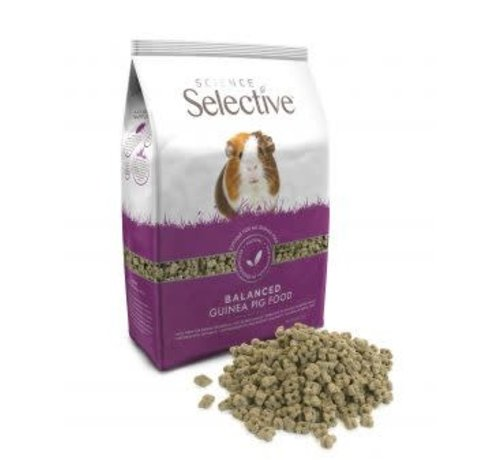 Supreme Supreme Selective guinea pigv10 kg